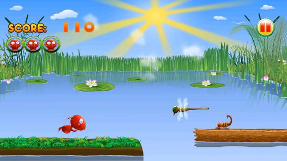 Go Frog Go - 有趣的游戏,男孩女孩和家庭
