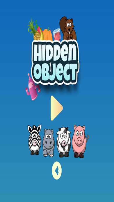 Find Hidden Objects Mystery - 隐藏物品
