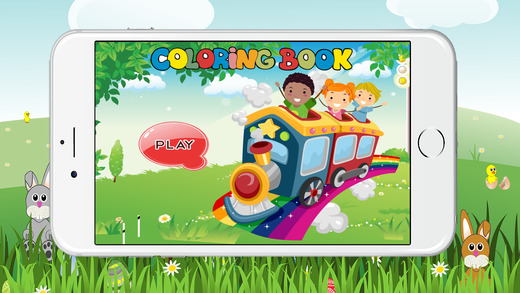 免费汽车图画书为孩子们的游戏
