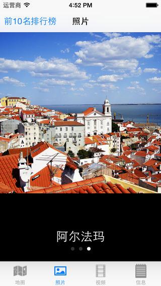 里斯本10大旅游胜地 - 顶级美景游览指南  里斯本一游!