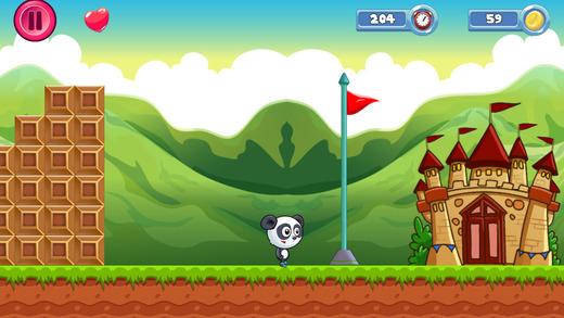 熊猫超级冒险游戏