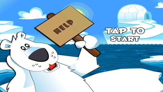 北极熊狩猎 - 融冻地冒险 免费