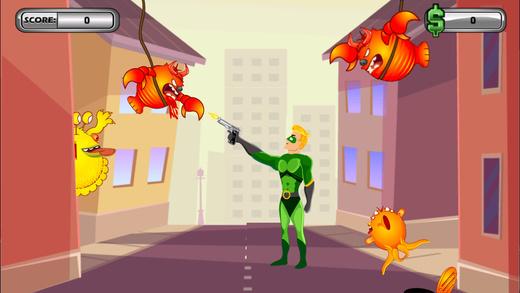 超级英雄的怪物 最好的射击游戏 好玩的游戏狙击手
