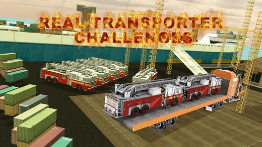 消防车运输车模拟器&驾驶模拟器