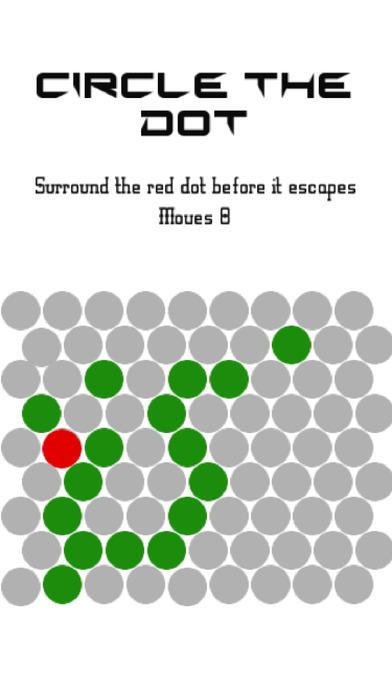 围住红点——脑筋急转弯太考验