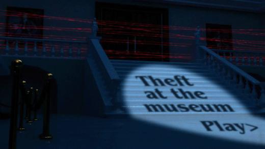 博物馆逃脱