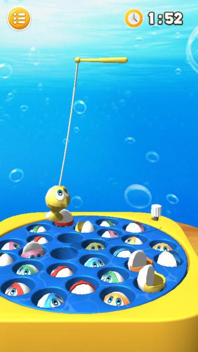3D钓鱼玩具