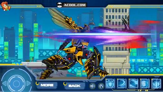 玩具机器人大战:黄蜂机器人