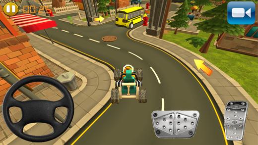 越野车驾驶:最极致赛车体验!-真实的急速停车游戏