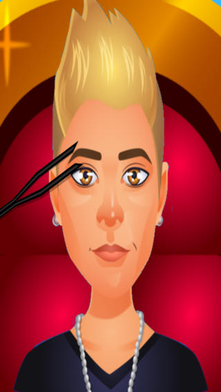 Ace Celebrity Beauty Makeover HD- 有趣的游戏为男孩和女孩