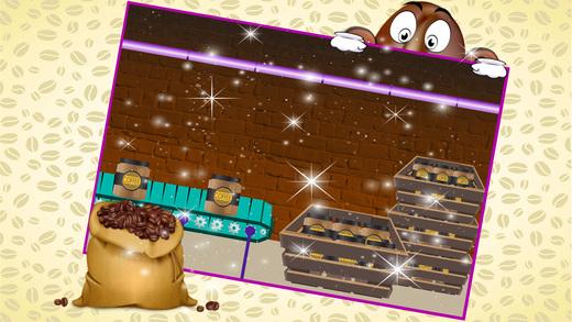 咖啡工厂 - 巧克力饮料制造和烹饪的乐趣