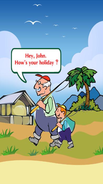 学习英语是免费的:听说谈话轻松英语为孩子和初学者