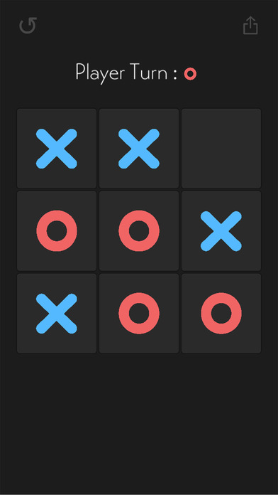 MEGA Tic Tac Toe : ○×棋, 井字棋, 井字游戏