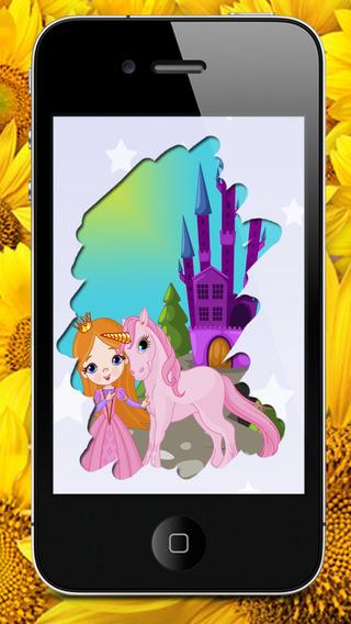 发现仙女 - 休闲游戏的女孩 - 涂上自己喜欢的故事'仙女