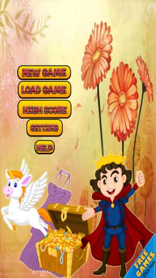 公主配套项目 - 漂亮的城堡之谜的故事 免费