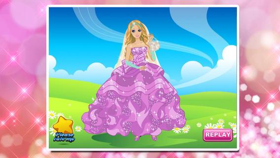 公主的舞会装扮^0^