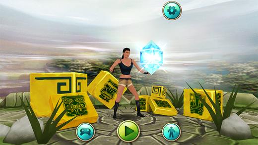 神庙酷跑 - 跑步游戏大全