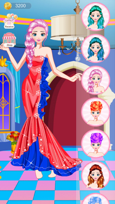 儿童游戏® - 女孩子的装扮游戏