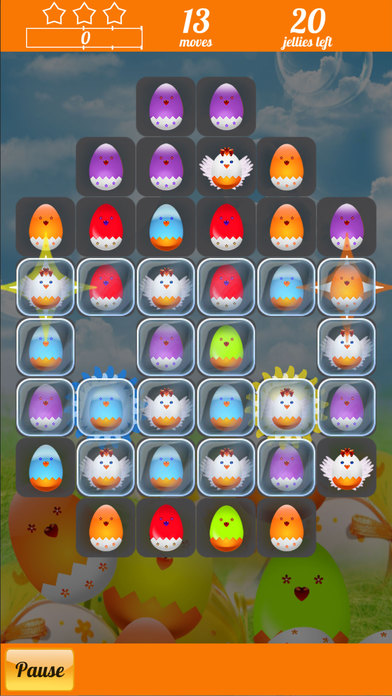 蛋蛋乐消消 Egg Crush: Match eggs to blast casual game