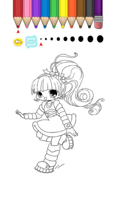 兒童圖畫書 - 公主與王子卡通1