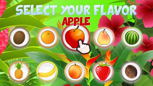果汁乐趣:做出美味的果汁这个疯狂的烹饪比赛