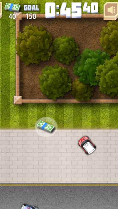 赛车狂飙 - 夺路而逃赛车小游戏