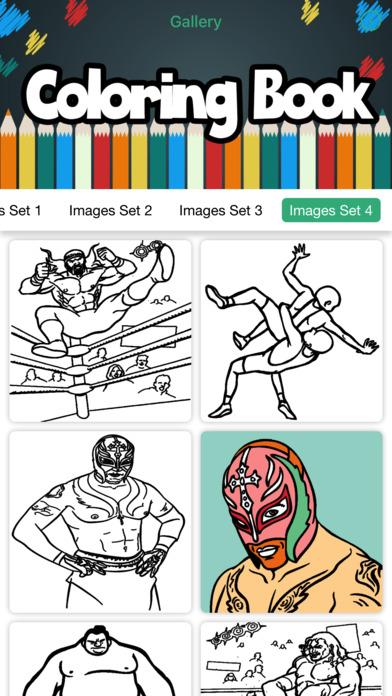 摔跤彩图WWE冠军革命