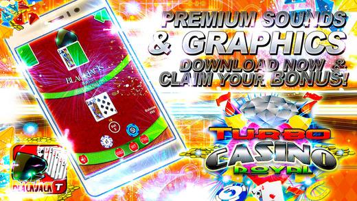 经典二十一点牌 Classic Blackjack Cards Lucky Royale Casino Run Saga 21 - Free Professional HD Black-jack Casino Version +