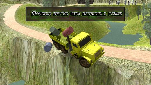 越野车卡 - 世界卡车
