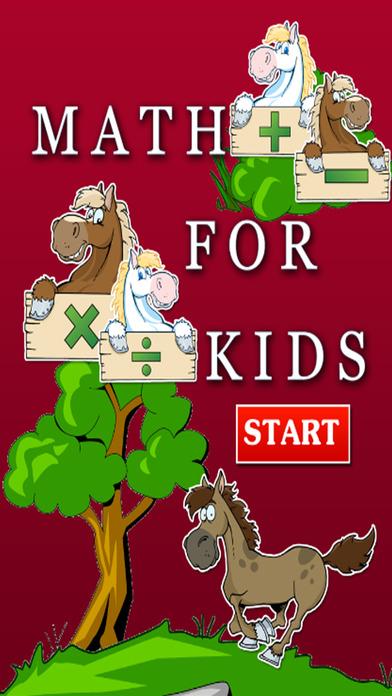 数学:数学和数字教育游戏为孩子和家庭在幼儿园和幼稚园 - 乐趣和轻松自由!了解自己