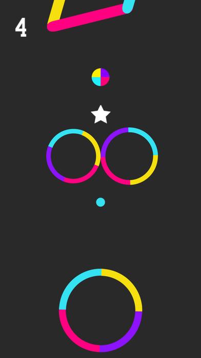 颜色变幻-挑战你反应 考验你的颜色分辨能力 Color Switch中文版
