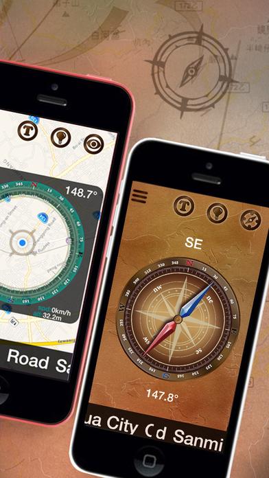 Your Direction - 实景地图指南、即时路段资讯、海拔、时速等细节