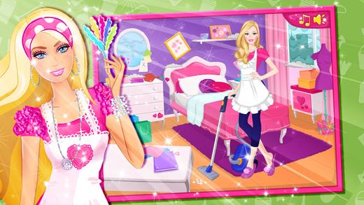 公主大扫除-清洁房间游戏 !!!!