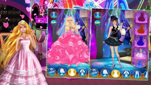 公主沙龙-狂欢派对