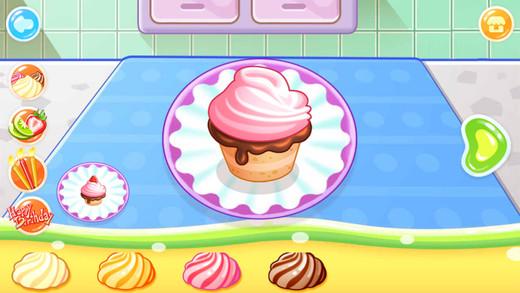 宝宝做蛋糕 - 模拟做冰淇淋、雪糕、糖果、甜点甜品的游戏