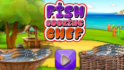 鱼烹饪厨师 - 钓鱼寻求超级厨师