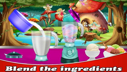 独角兽冷冻奶昔 - 冰食品制造商