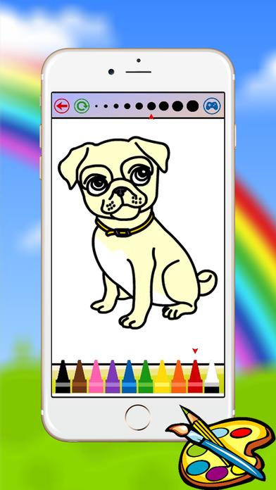 图画书狗对于所有年龄段的孩子