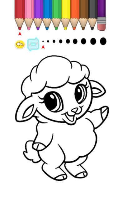 兒童圖畫書 - 可愛動物