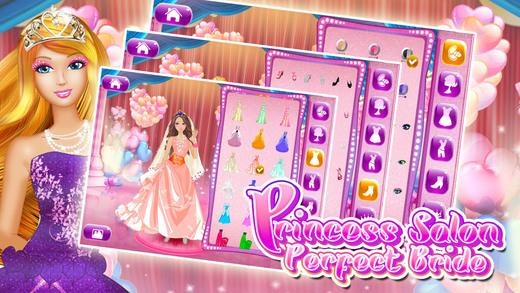 公主沙龙-时尚婚礼派对