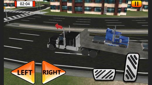 卡车运输车货车模拟器&货物交付