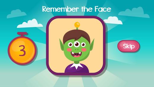 趣脸组合 - 儿童益智游戏