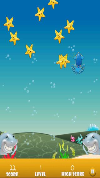 大白鲨饥饿 - 海洋鱼救援