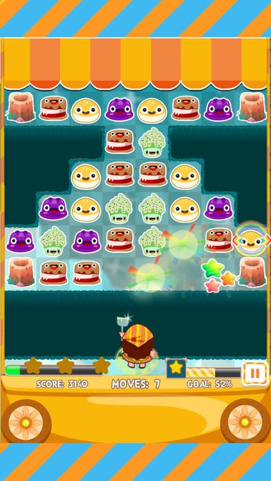 甜甜圈蛋糕小餐车