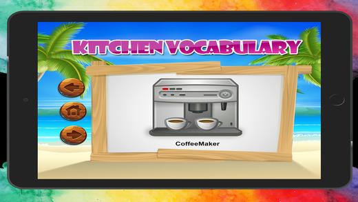 英语学习厨房词汇