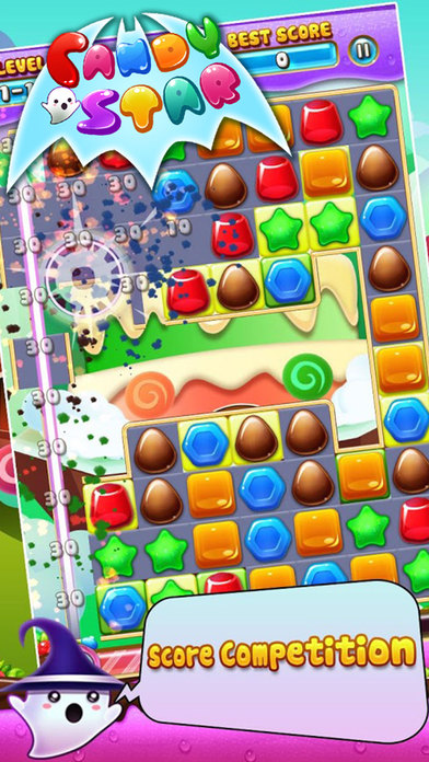 开心糖果消消乐-全球最多人玩的三消游戏