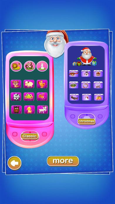童装婴儿电话 - 诗韵和玩具手机游戏