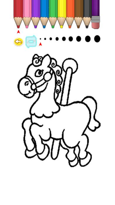 兒童圖畫書 - 可愛的卡通6