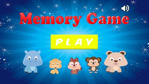 孩子们的动物比赛游戏