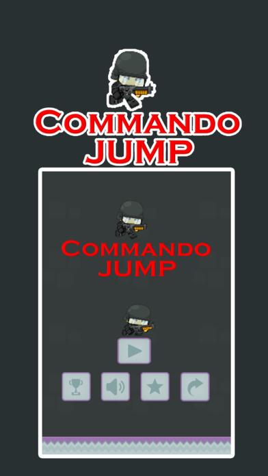 Commando Jump for life 狗跳生活